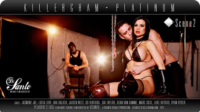 Jasmine Jae - Pleasures Edge Scene 2 - (2020 Killergram.com HD 720p)