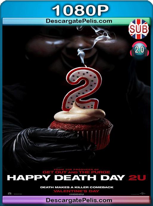 Happy death ay 2U 2019 1080p WEB-DL Subtitulado