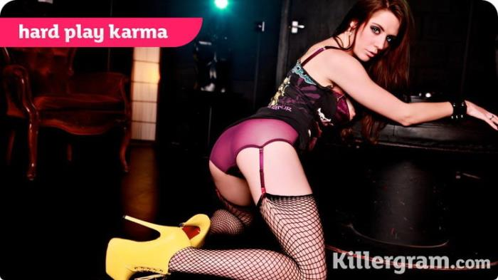Samantha Bentley - Hard Play Karma (2021 Pornostatic.com KillerGram.com) [FullHD   1080p  1.36 Gb]