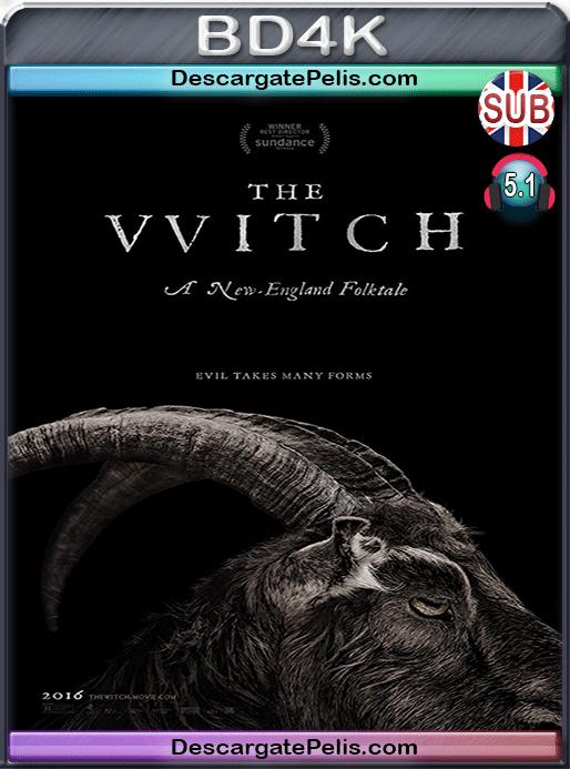 The witch 2015 BD4K Subtitulado