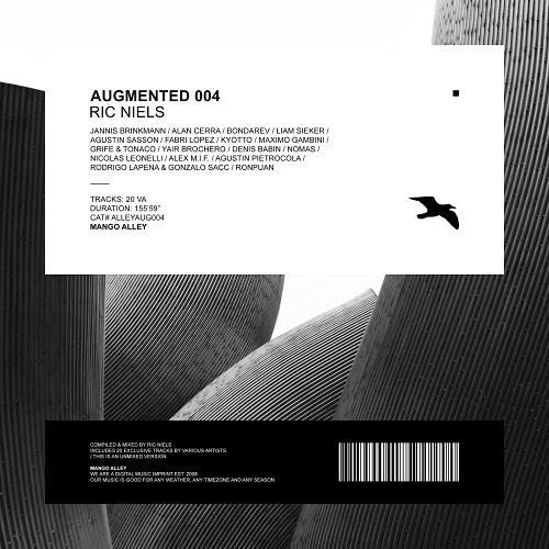 Ric Niels — Augmented 004 (2021) FLAC