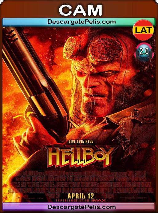 Hellboy HDCAM Latino (2019)
