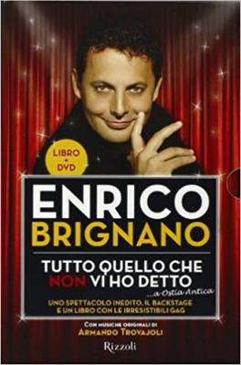 Enrico Brignano - Le parole che non vi ho detto (2010) DVD5 Copia 1:1 ITA