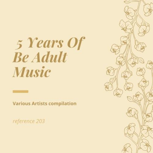 5 Years Of Be Adult Music (2021)