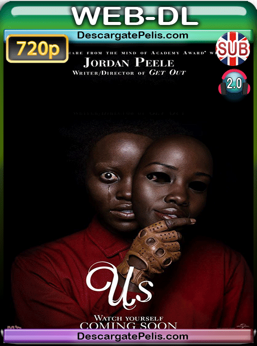 Us 2019 720p WEB-DL Subtitulado
