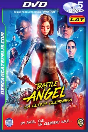 Alita. Angel de combate 2019 DVD5 Latino
