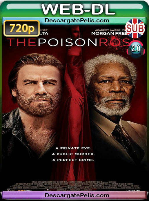 The poison rose 2019 720p WEB-DL Subtitulado