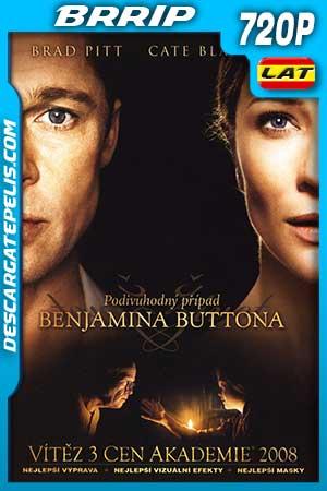 El curioso caso de Benjamin Button 2008 720p BRrip Latino – Inglés