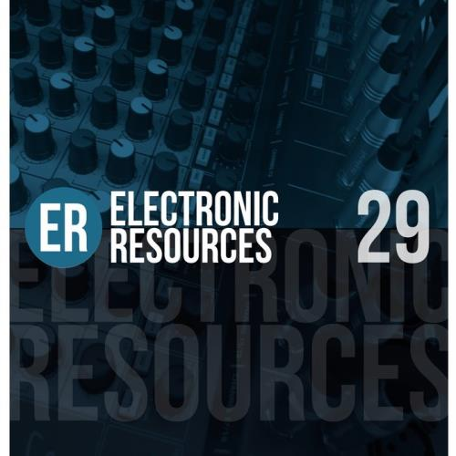 Electronic Resources, Vol. 29 (2021)