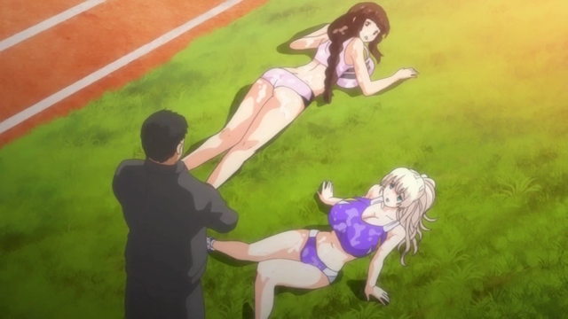 210430 Shorten track and field club girls are my raw onaho The Animation Volume 2 No Watermark mp4