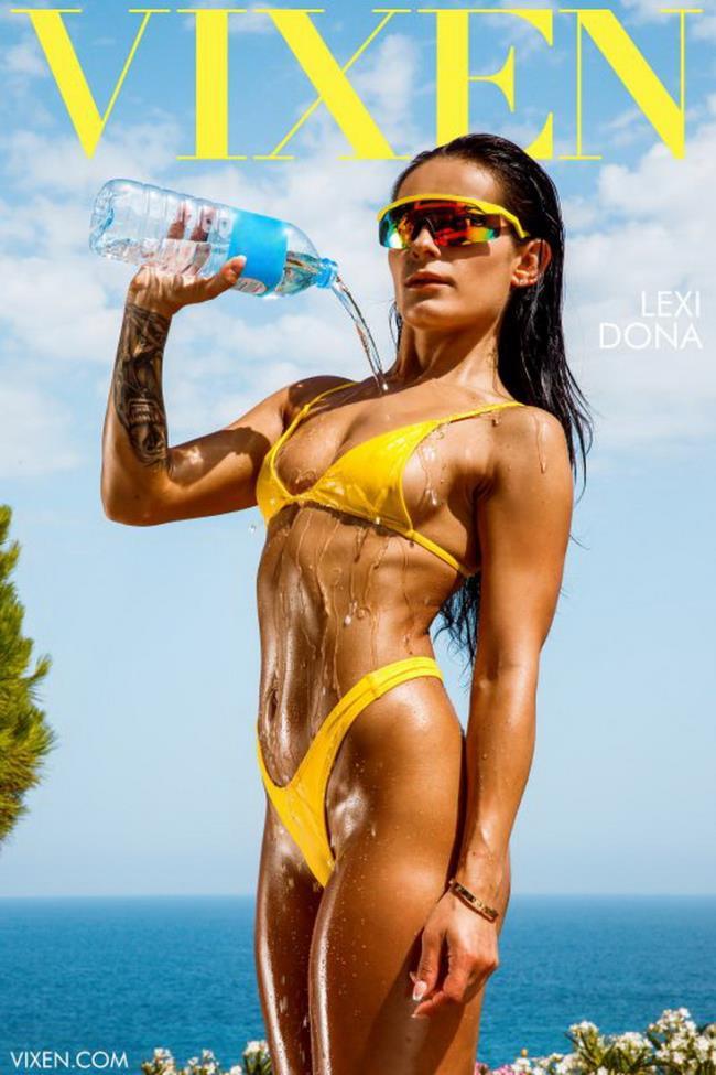 Lexi Dona - Beautiful Vista (2021 Vixen.com) [HD   720p  2.23 Gb]