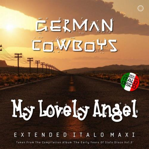 German Cowboys — My Lovely Angel (2021)