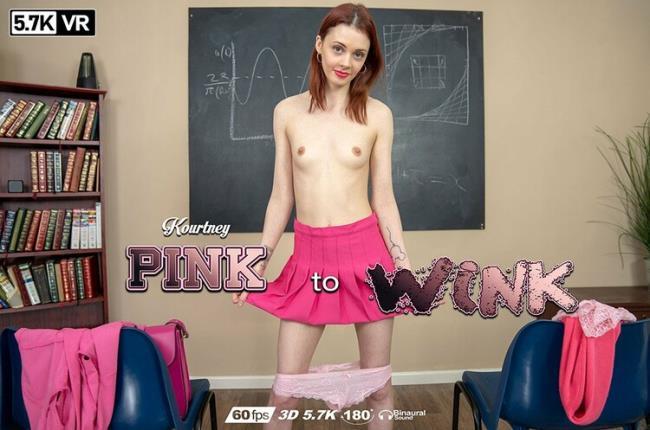 Kourtney E - Pink To Wink (2020 ZexyVR.com) [4K UHD   2880p  2.07 Gb]