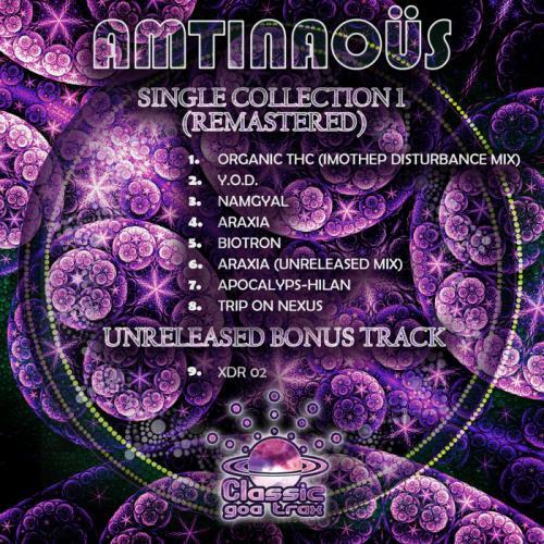 Amtinaous — Single Collection (2021)