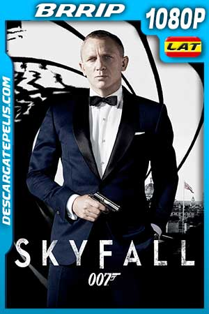 Skyfall 2012 1080p BRrip Latino – Inglés