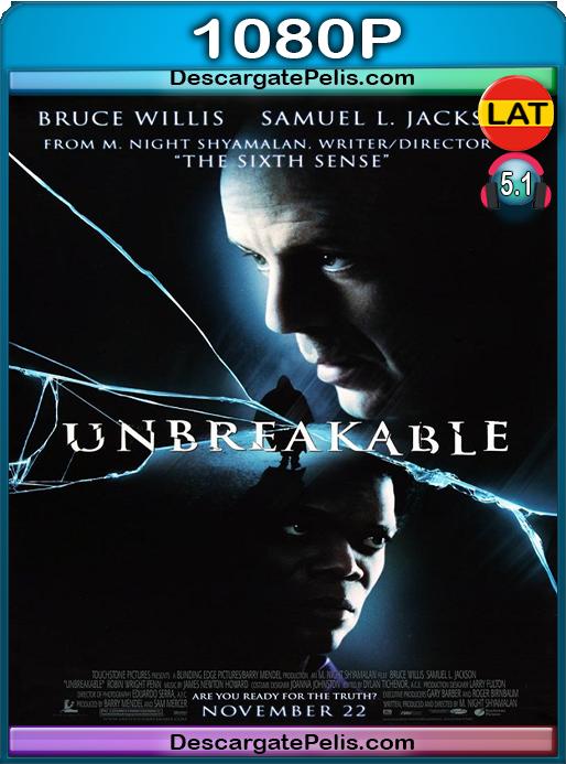 Unbreakable 2000 1080p BRrip Latino – Inglés