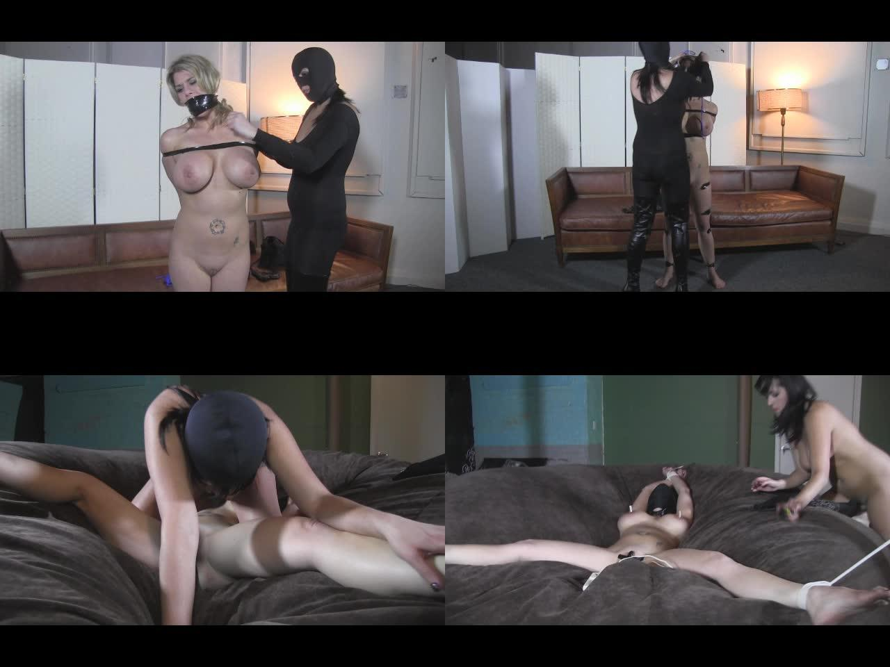 That Bondage Girl – Lady Robbers Return feat. Dixie Coment Carissa Montgomery