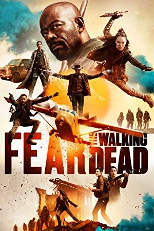 Fear the Walking Dead S05E13 350MB AMZN Web-DL 720p ESubs