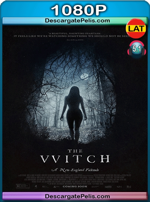 The witch 2015 1080p BRrip Latino – Inglés