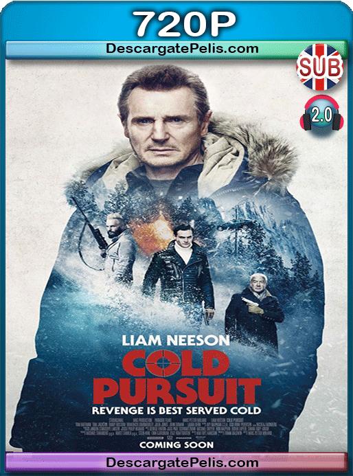 Cold pursuit 2019 720p HC HDrip Subtitulado