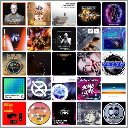 Beatport Music Releases Pack 2584 (2021)