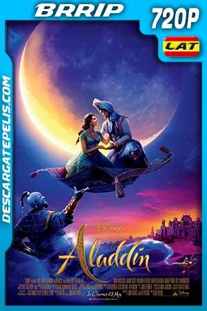 Aladdin 2019 720p BRrip Latino – Inglés