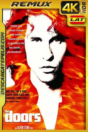 The Doors 1991 BD4K Remux Latino – Inglés