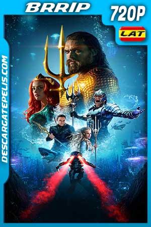 Aquaman 2018 IMAX 720p BRrip Latino – Inglés