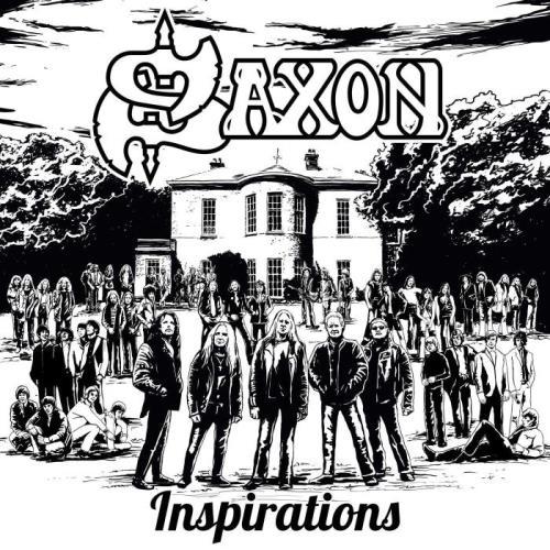 Saxon — Inspirations (2021)