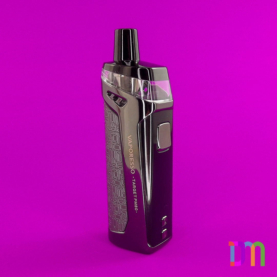 Vaporesso Target PM80 from Vapesourcing Review
