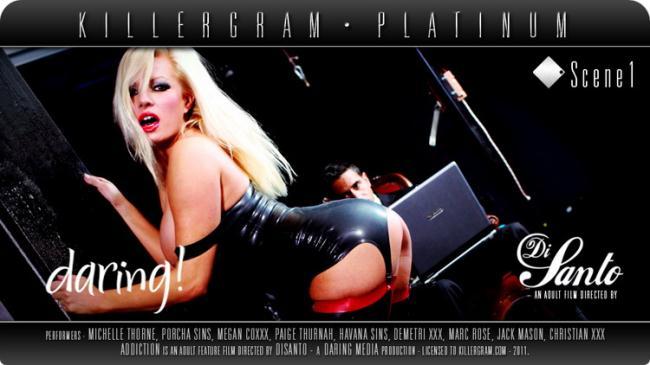 Michelle Thorne - Addiction Scene 1 (2021 DaringSex.com Killergram.com) [HD   720p  608.08 Mb]