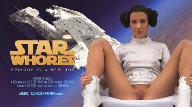 Alexis Crystal - A New Hoe (2021 MoviePorn.com) [FullHD   1080p  585.4 Mb]