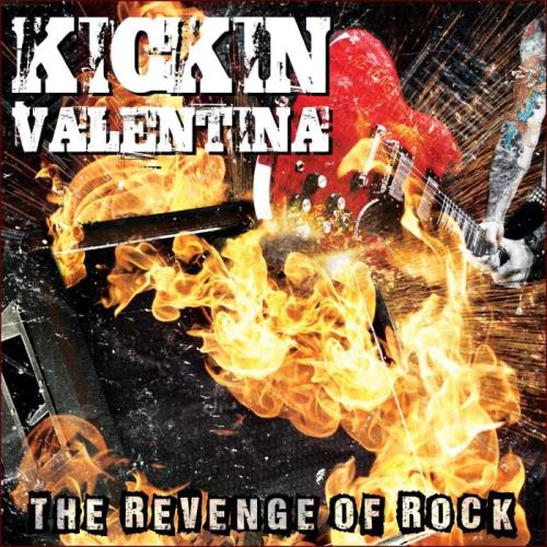 Kickin Valentina — The Revenge Of Rock (2021) FLAC