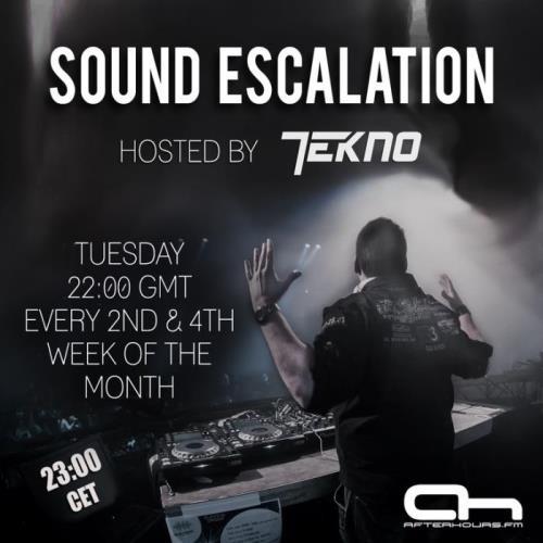 TEKNO & Ken Plus Ichiro — Sound Escalation 199 (2021-04-27)