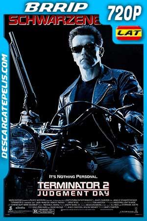 Terminator 2. El juicio final 1991 v.EXT  720p BRrip Latino – Inglés