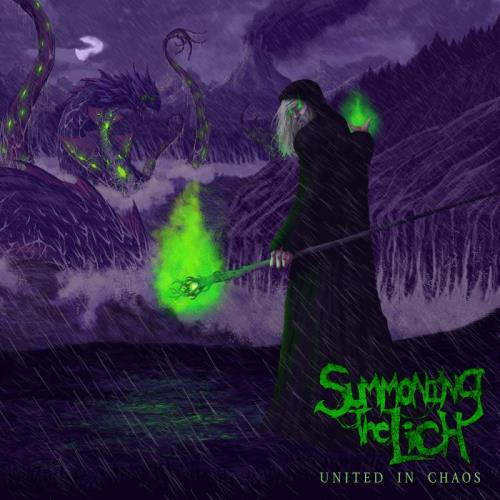 Summoning The Lich — United In Chaos (2021) FLAC