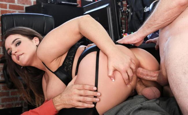 Natasha Nice - Anal Explorations At The Office (2021 HandsOnHardcore.com DDFNetwork.com PornWorld.com) [FullHD   1080p  2.01 Gb]