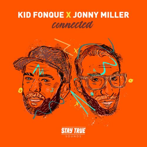 Kid Fonque & Jonny Miller — Connected (2021)