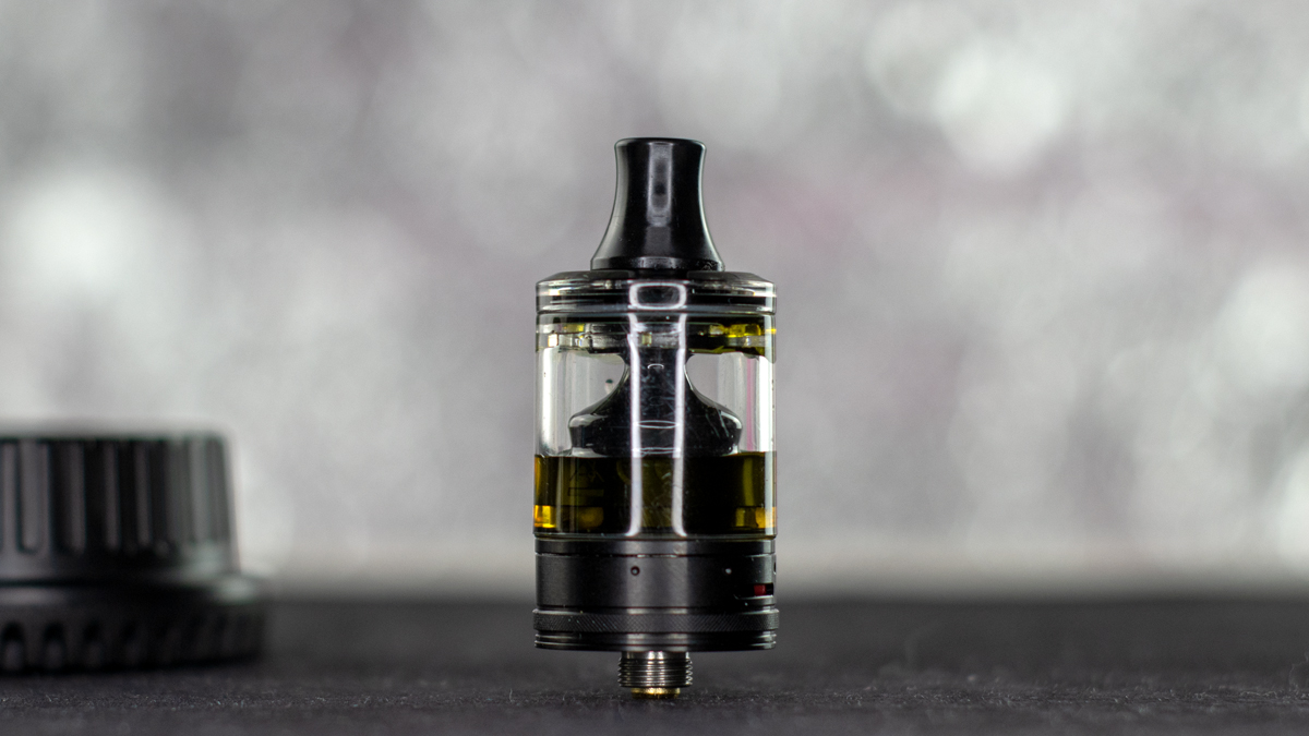 Wotofo and SMM Cog MTL RTA Review