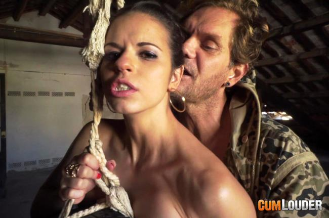 ReadyOrNotHereICum.com CumLouder.com: Nekane And The Squatters Starring: Nekane