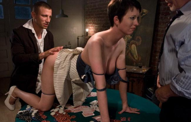Cherry Torn - The Poker Game (2021 SexAndSubmission.com Kink.com) [HD   720p  1.27 Gb]