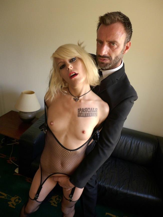 Pascalssubsluts.com: Exhibitionist Spank Whore Starring: Nora Barcelona