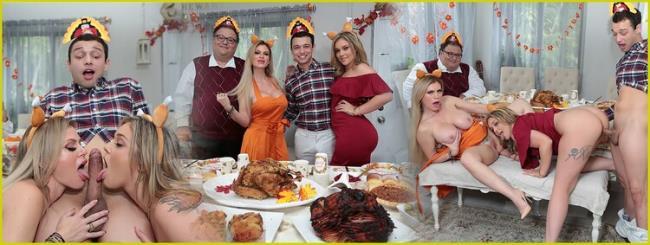 Casca Akashova - Cuckold Family Thanksgiving (2021 AmateurBoxxx.com Clips4Sale.com) [FullHD   1080p  952.22 Mb]