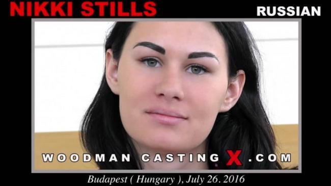 Nikki Stills - Hard - My first DP with 3 men (2021 WoodmanCastingX.com) [HD   720p  397.63 Mb]