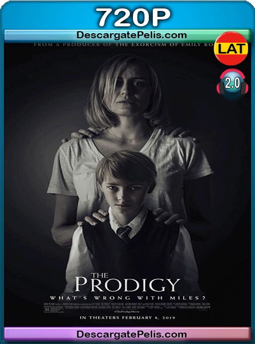 The prodigy 2019 720p WEB-DL Latino – Inglés