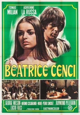 Beatrice Cenci (1969) [Edizione francese] DVD9 Copia 1:1 ITA-FRE