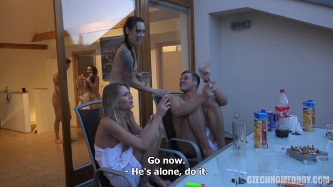 Amateurs - Czech Home Orgy 11 - Part 6 (2020 CzechHomeOrgy.com CzechAV.com) [FullHD   1080p  473.26 Mb]