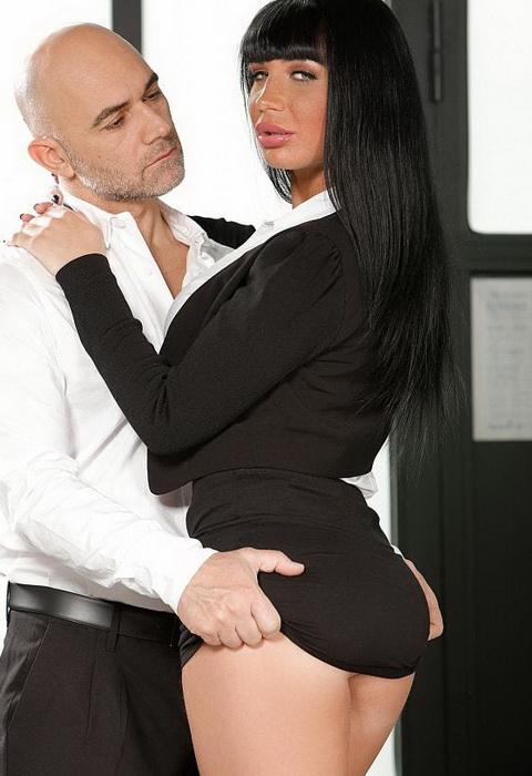 Valentina Ricci - Office Sex 1 (2021 Hustler.com) [FullHD   1080p  1.2 Gb]