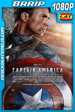 Captain America. The first avenger 2011 1080p BRrip Latino – Inglés