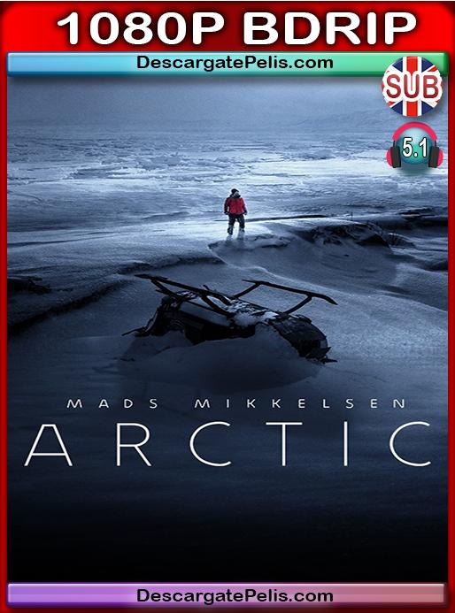Arctic 2018 1080p BDrip Subtitulado